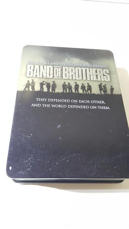 DVD BOX SET DVD BAND OF BROTHERS