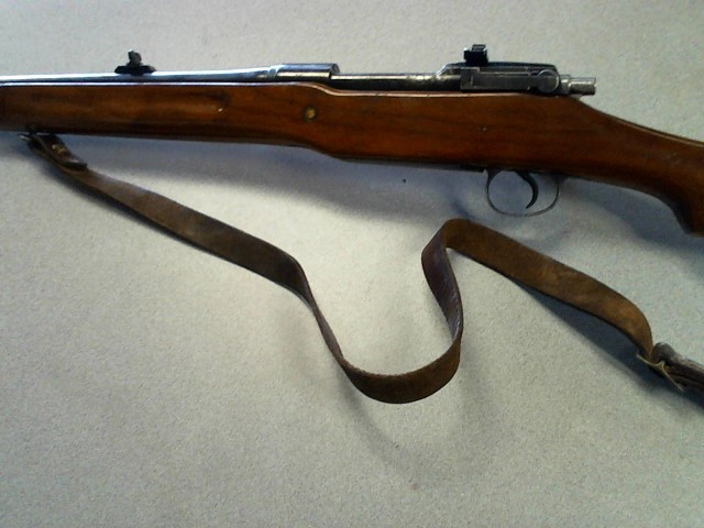 GOLDEN STATE FIREARMS Rifle SANTE FE MODEL 1945