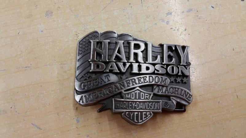 HARLEY DAVIDSON Belt BELT BUCKLE