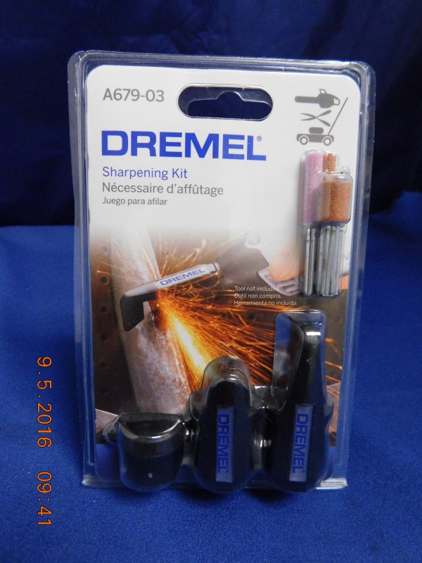 DREMEML SHARPENING KIT