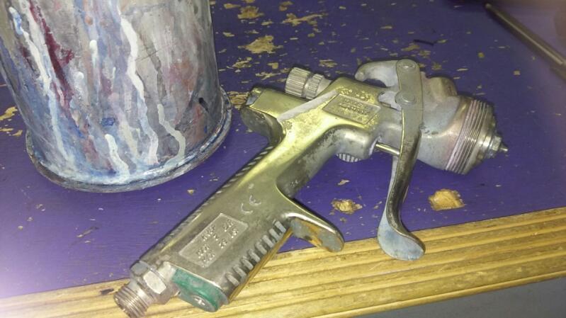 SATA Spray Equipment NR2000