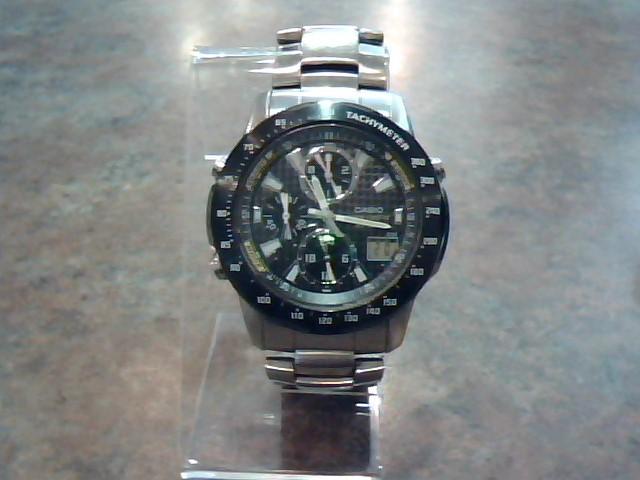 CASIO Gent's Wristwatch WVQ-550