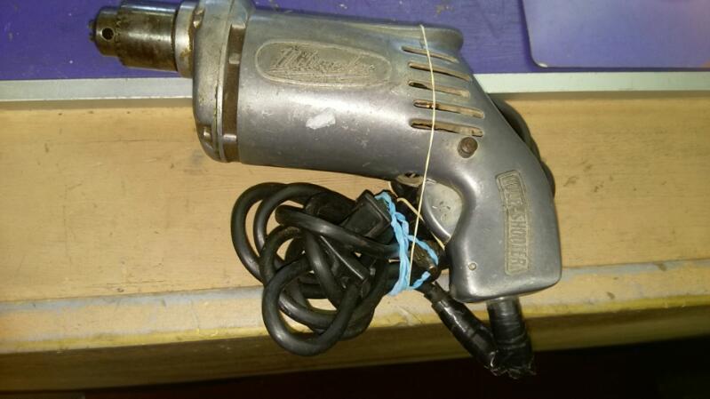 MILWAUKEE Hammer Drill 1250-01