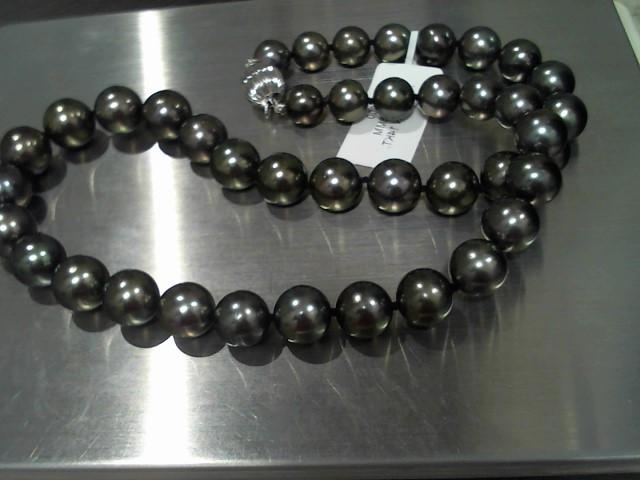 Gold Chain 14K White Gold 65.6g