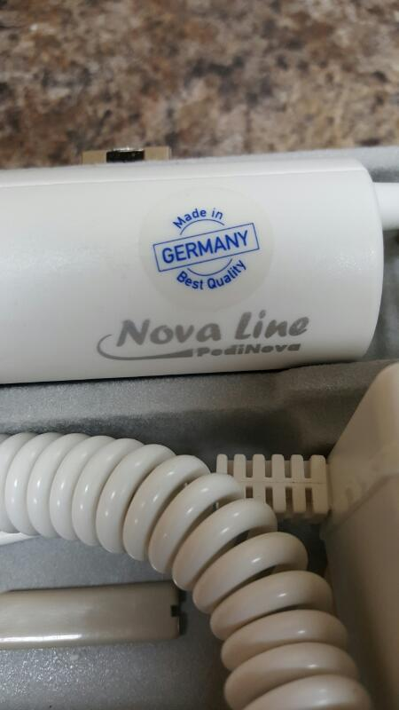 Medicool Pedi Nova Professional Pedicure Manicure Nail Drill Filing System