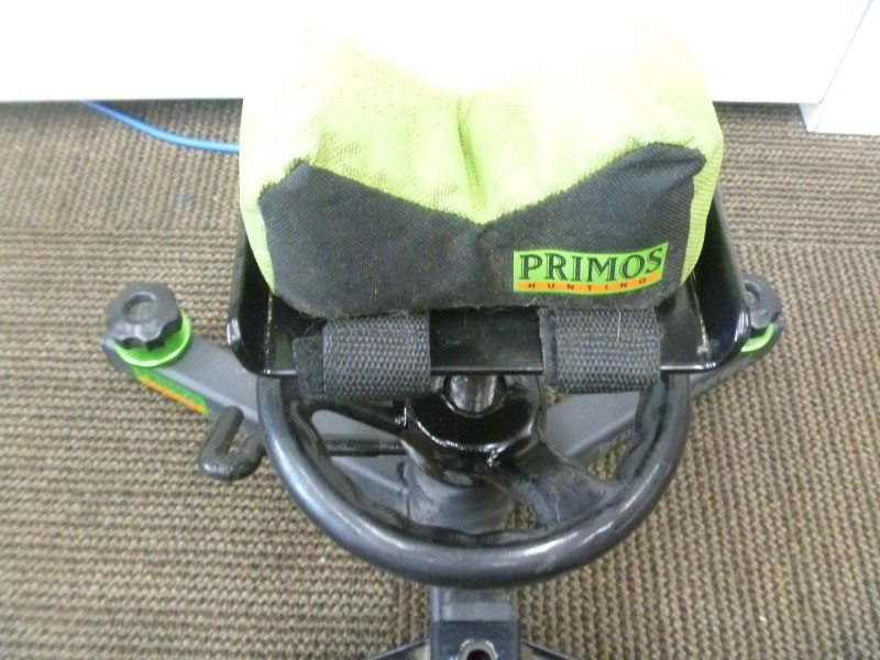 PRIMOS GROUP THERAPY BENCH ANCHOR ADJUSTABLE SHOOTING REST