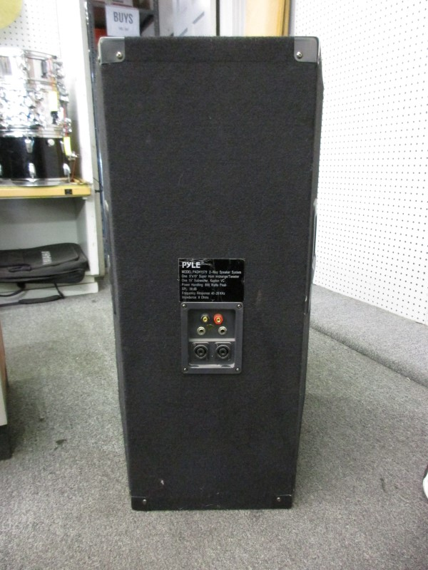 "PYLE PADH1579 15"" TWO-WAY PA SPEAKER"