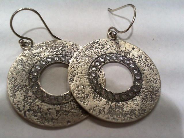 Silver Earrings 925 Silver 8.9g