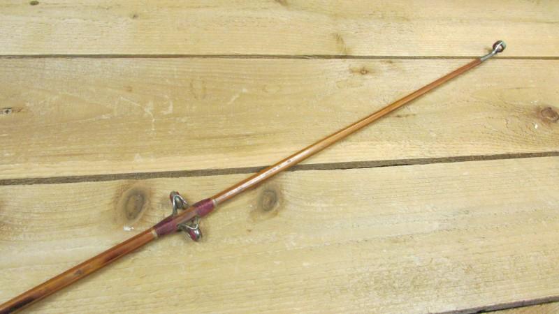 HORROCKS IBBOTSON Fishing Pole BAMBOO ROD