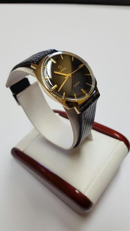 OMEGA WATCH Gent's Wristwatch VINTAGE 14K CAL GENT'S WATCH