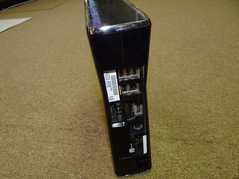 MICROSOFT XBOX 360 S CONSOLE 250GB