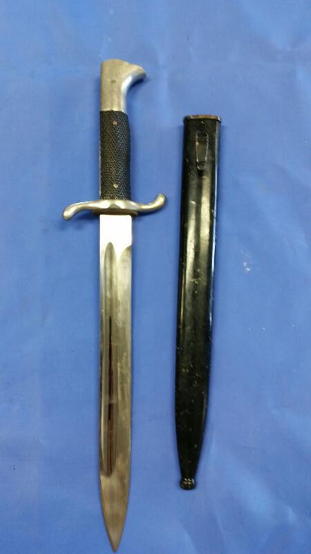 ELKHORN KNIFE SOLINGEN GERMANY