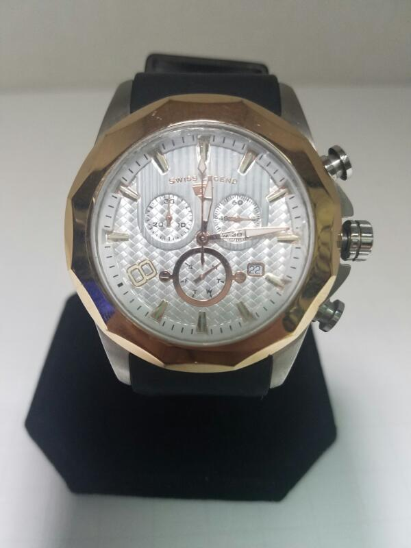 SWISS_LEGEND 316L WATCH    BLACK_SILVER_GOLD