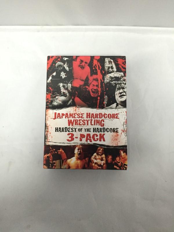 JAPANESE HARDCORE WRESTLING