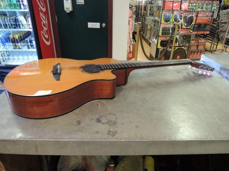 YAMAHA Electric-Acoustic Guitar NTX700C