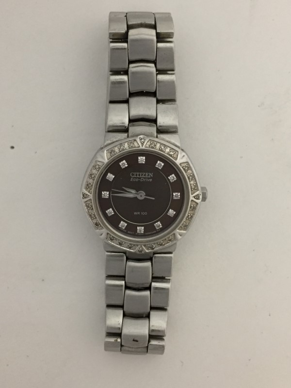 CITIZEN LADY'S WRISTWATCH N-E031-S090348-KA