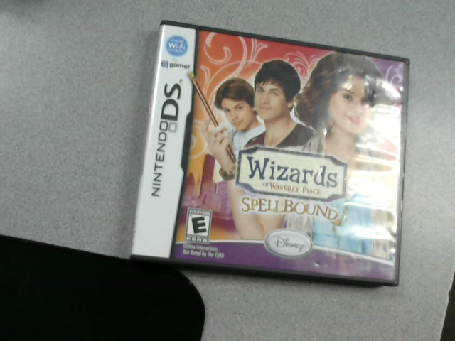 WIZARDS OF WAVERLY PLACE SPELLBOUND
