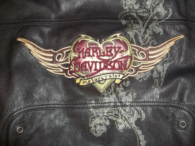 HARLEY DAVIDSON WOMENS LEATHER