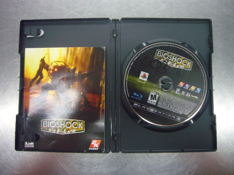 SONY PlayStation 3 Game BIOSHOCK
