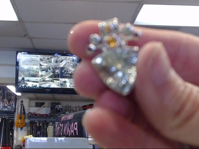 Silver Pendant 925 Silver 4.7dwt