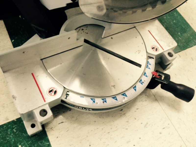 """Delta Shopmaster MS210 10"""" Miter Saw (IN STORE PICKUP ONLY)"""