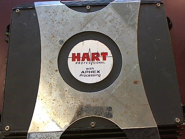 HART 400WATT 2 CHANNEL CAR AMP HX402