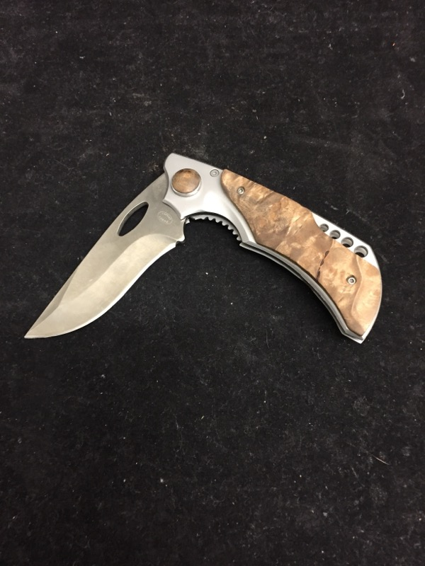 FROST CUTLERY Hunting Knife NONE KNIFE