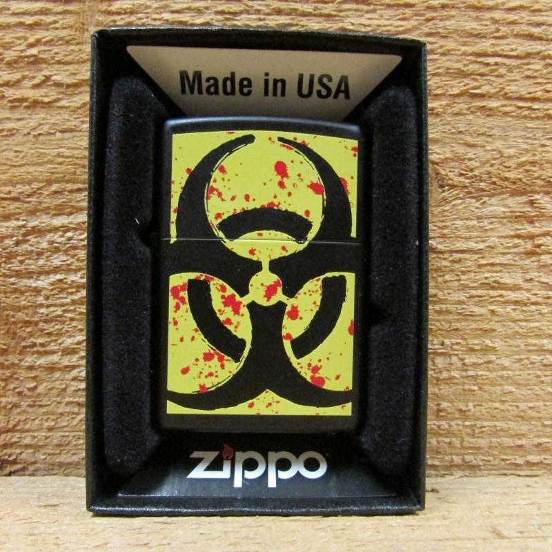 ZIPPO Lighter HAZARDOUS 24330