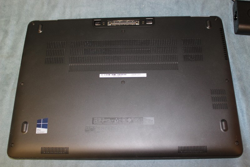 Dell Latitude E7470 2.80GHz Intel i7, 128GB SSD, 8 GB Ram