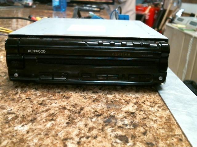 KENWOOD Car Audio KVT-696