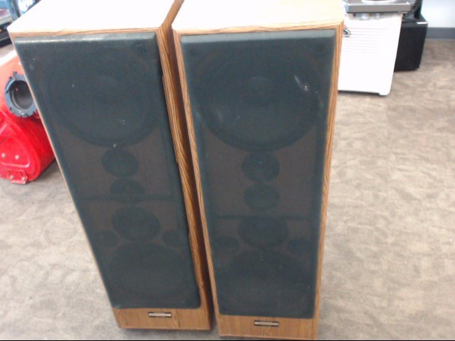 PIONEER ELECTRONICS Speakers/Subwoofer CS-G911