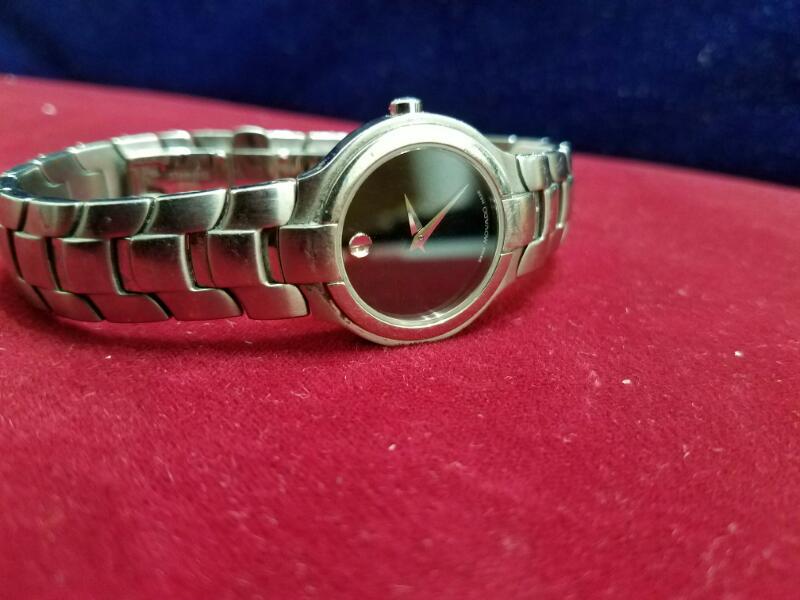 MOVADO Lady's Wristwatch 84 G4 1852