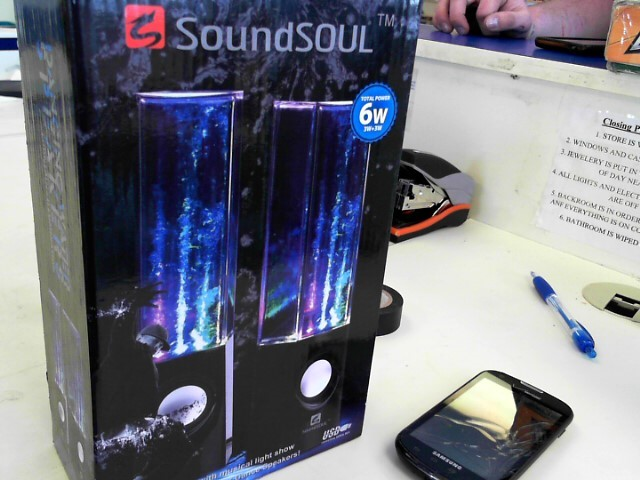 SOUNDSOUL Speakers SPEAKERS