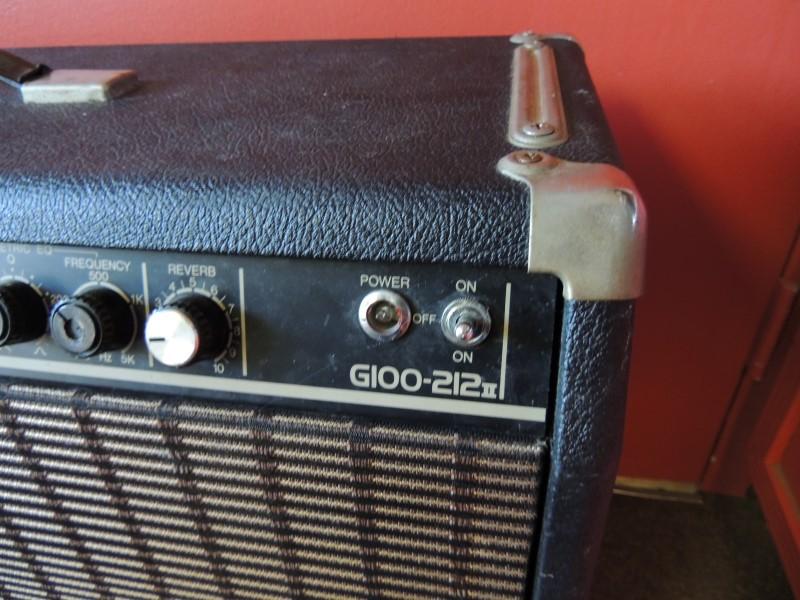YAMAHA GUITAR AMP G100-212 SERIES II