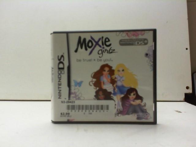 NINTENDO Nintendo DS Game MOXIE GIRLZ