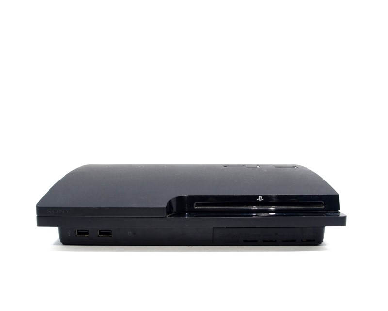 Sony Playstation 3 Console 320GB PS3 Slim System Bundle CECH-3001B>
