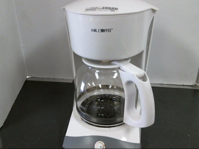 MR COFFEE Coffee Maker SK12