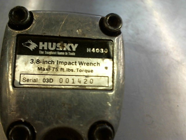 HUSKY TOOLS Air Impact Wrench H4030