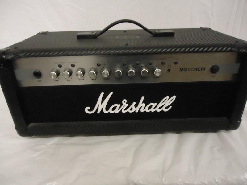 MARSHALL Electric Guitar Amp MG100 HCFX