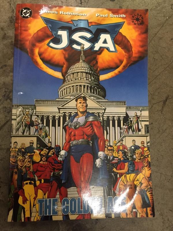 JSA: THE GOLDEN AGE