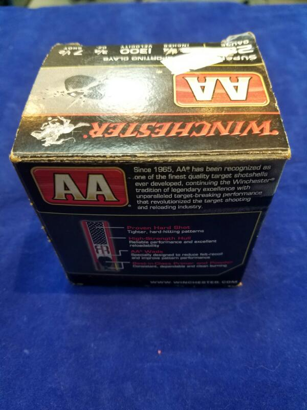 WINCHESTER Ammunition 28 GAUGE 2 3/4 SHOTGUN SHELLS