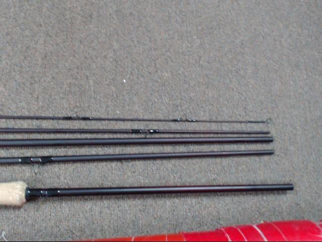 GALLATIN Fishing Pole ONYX ONYX