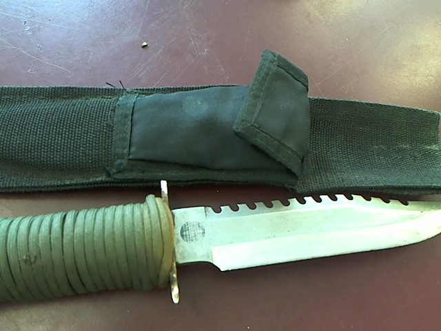 UNITED HUNTING KNIFE