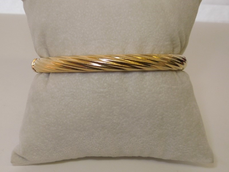 Gold Bracelet 14K Yellow Gold 16.5g
