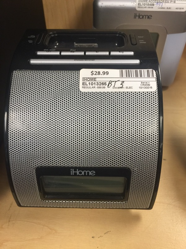 IHOME Home Audio Parts & Accessory IH11B