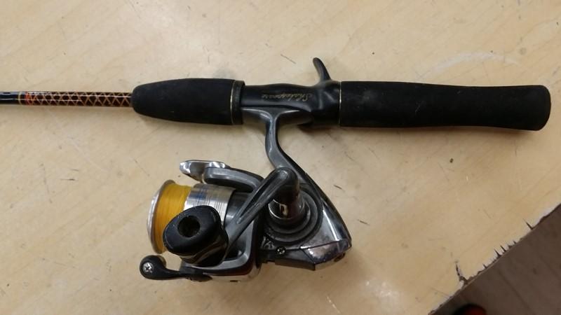 Daiwa Fishing Reel D Shock