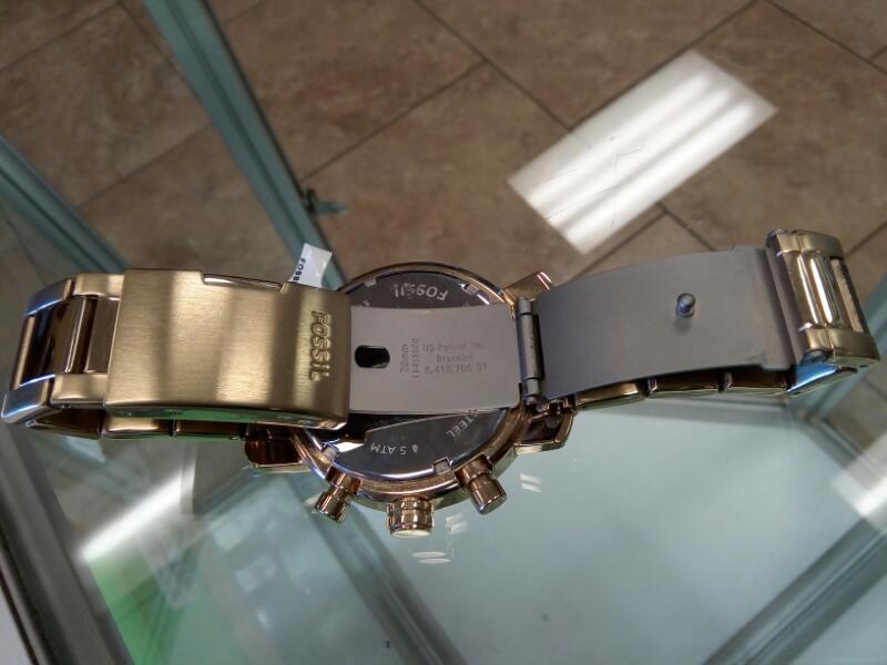 FOSSIL Lady's Wristwatch BQ1002