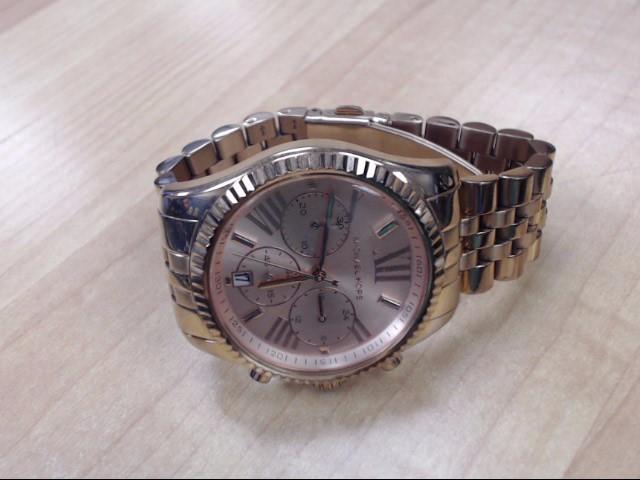 MICHAEL KORS Lady's Wristwatch MK-5569 LDS WATCH