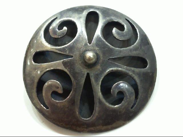 Silver Brooch 925 Silver 0.7g