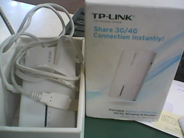 TP-LINK Modem/Router TL-MR3040
